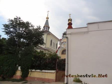 Церковь Всех Святых в Феодосии