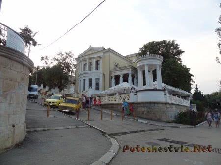 Феодосийская дача Милос