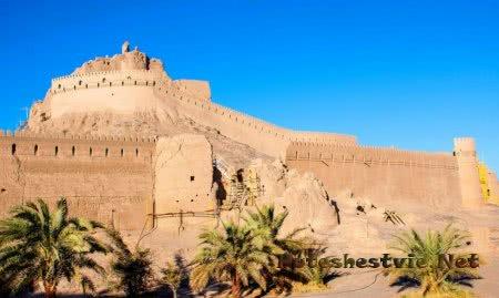 древняя крепость Арг-е Бам