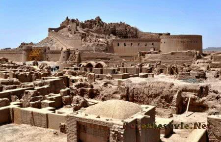 Бамская крепость Ирана