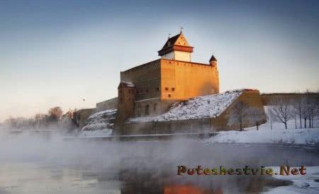 Величественные замки Эстонии
