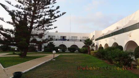 Двухэтажные корпуса отеля Эль Муради Бич 4