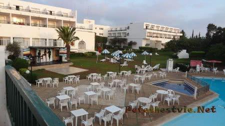 Зона развлечений в отеле Эль Муради Бич