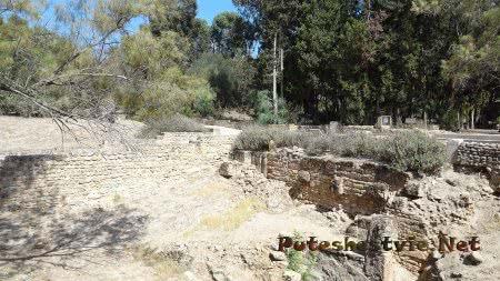 Археологический парк Туниса