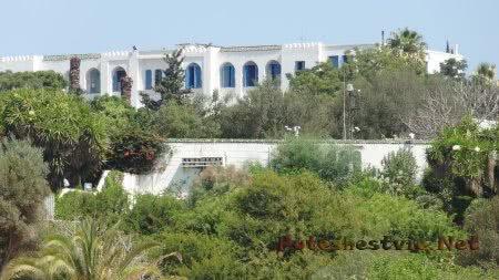Сиди-бу-Саид - бело-голубой город Туниса