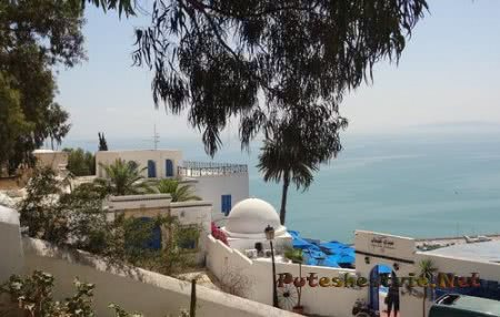Сиди-бу-Саид – город в Тунисе