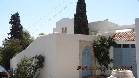 Аутентичные дома Сиди-бу-Саида