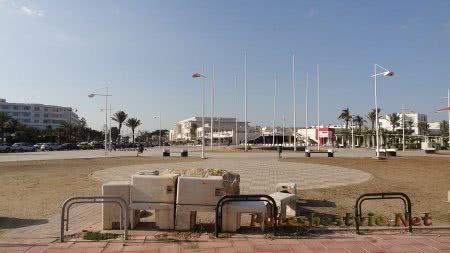 Площадь Хаммамета