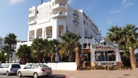 Восточные отели Хаммамета