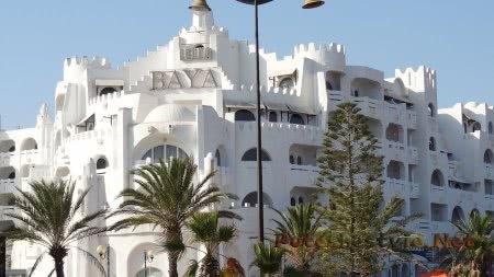 Прекрасный отель нового района Хаммамета