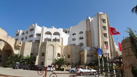 Замечательные отели Хаммамет-Ясмин