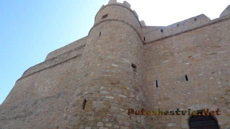 Испанская цитадель в Хаммамете