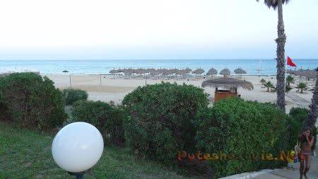 Чудесные пляжи города Хаммамет