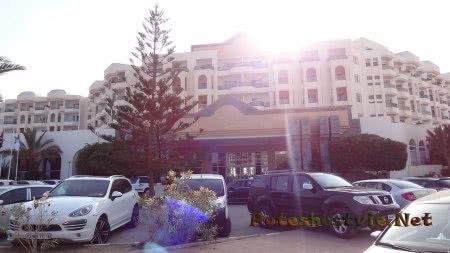 Современные отели Ясмин-Хаммамет