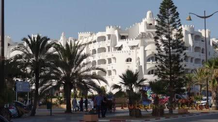 Отель Лелла Байя в Ясмин-Хаммамет