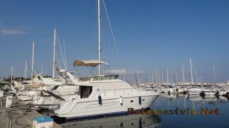 Яхты Хаммамета