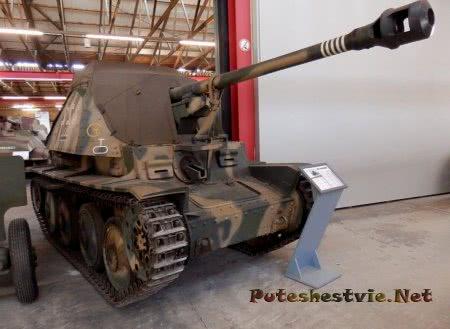 американский танк мардер
