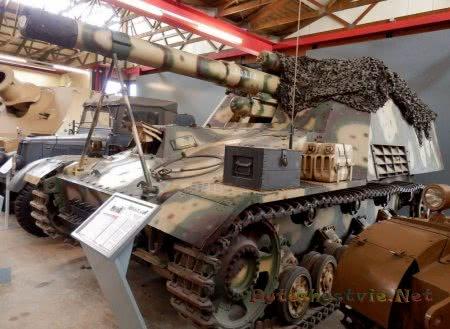 немецкая артиллерия хуммель
