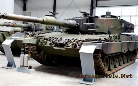 американская военная техника в музее