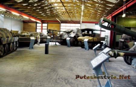 Танковый музей Мунстера