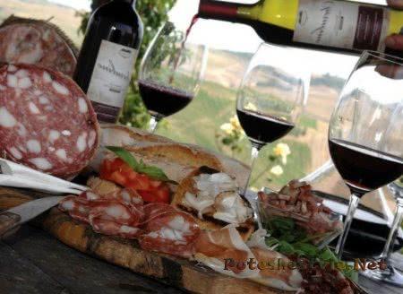 Винный тур по Италии