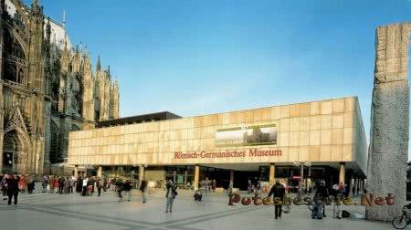 Романо-германский музей в Кельне