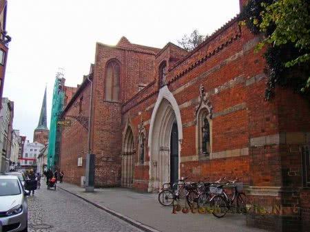 Музей Святой Анны в любеке