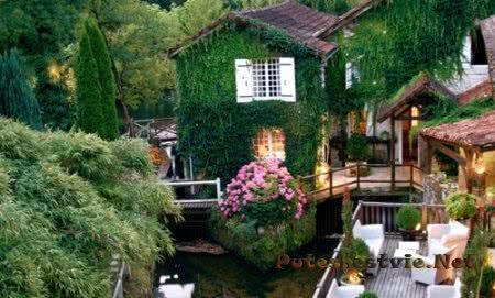 Отель «Moulin du Roc 4*» во Франции