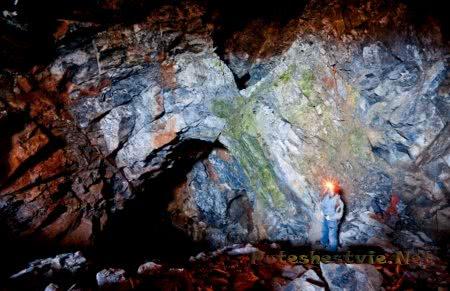 Пещеры Иркутской области