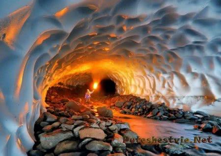 Пещеры России