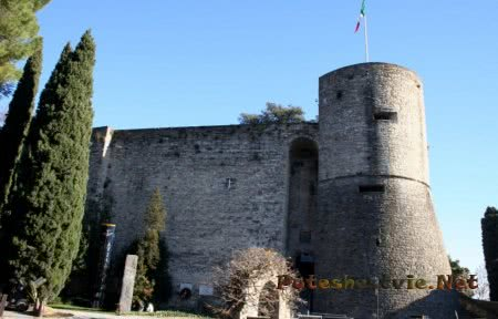 Замок Рокка ди Бергамо