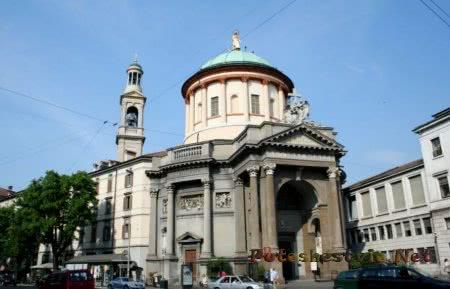 Церковь Санта-Мария-делла-Грацие