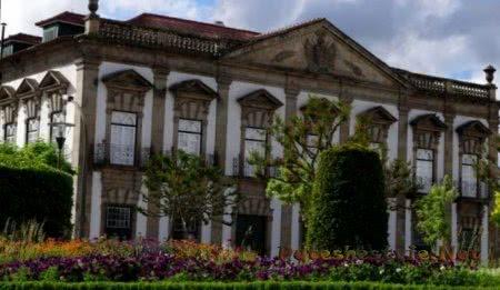 Дворец Бисканьюш