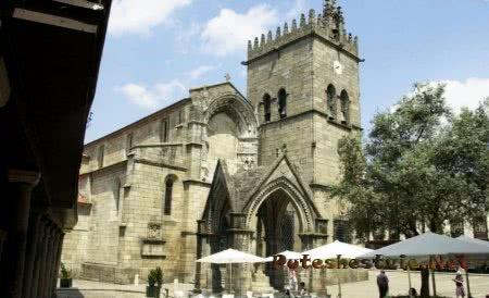 Церковь Носса-Сеньора-да-Оливейра