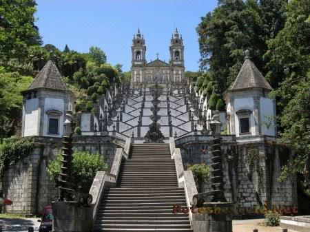 Святилище Бон-Жезуш-ду-Монти