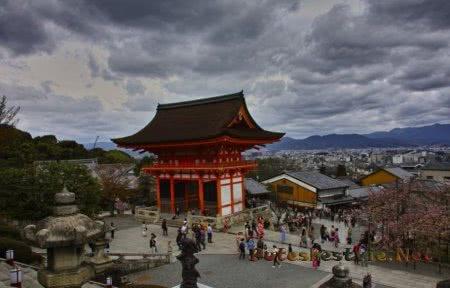Буддистский храмовый комплекс Отовасан Киемидзу-дэра