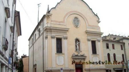 Церковь Святого Леонардо