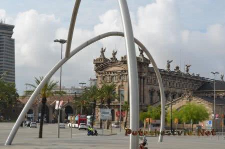 отдых в городе Барселона