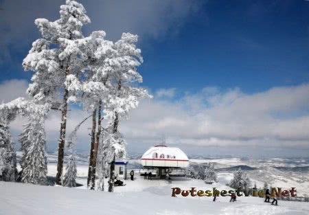 Горнолыжный курорт Златибор в Сербии