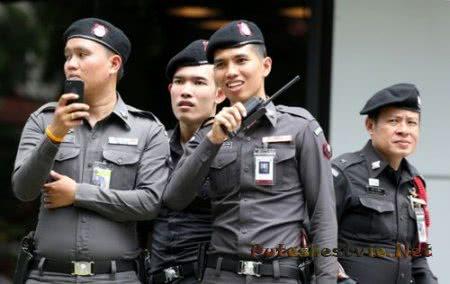 Усиление мер безопасности в Таиланде