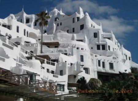 Casa Рueblo отель в Уругвае