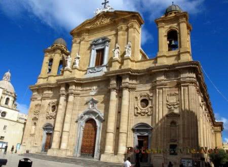 Кафедральный собор города Марсалы