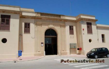 Региональный археологический музей Бальо Ансельми