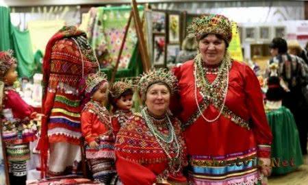 Места этнографического туризма в России