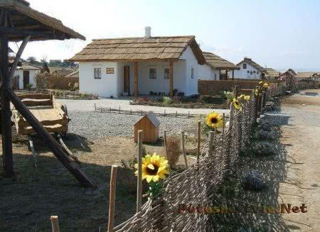 Этнографический парк Добродея в Анапе