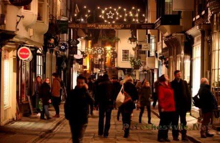 как отмечают новогодние праздники в великобритании