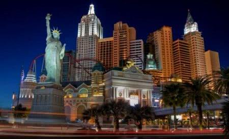 Лас-Вегас – город-праздник