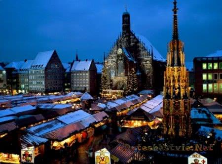 Новогодний отдых в Германии