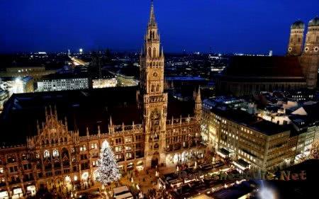 новогодний тур по германии