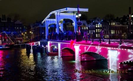 Как встречают Новый год в Амстердаме